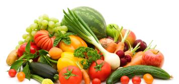 Onbewerkte Groenten & Fruit