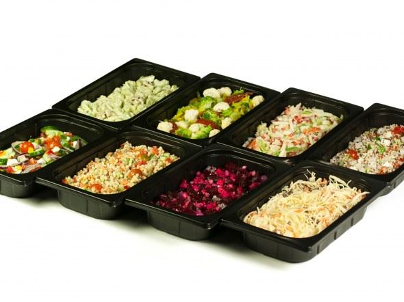 Nieuwe lijn salades ontwikkeld